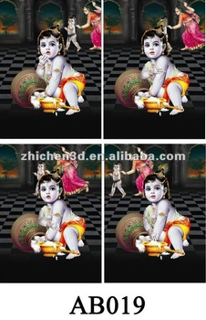 High quality 3d pictures Indian gods