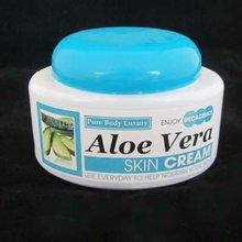 240ML aloe vera and Vitamin E skin moisturizing body cream