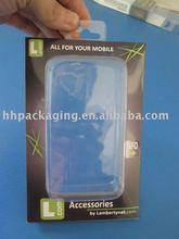 Custom design mobile case packaging