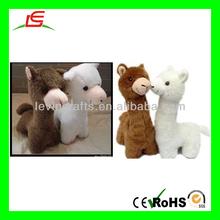 D804 Valentine Gifts Plush Alpaca Stuffed Animal
