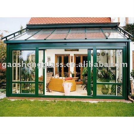 4mm giardino serre in vetro temperato-Architectural Glass-Id prodotto ...
