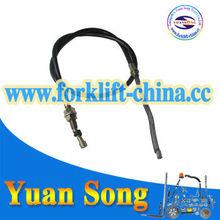 Forklift Parts TD27 Hand Brake Cable For NISSAN