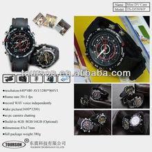 waterproof hd digital watch dvr camera
