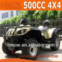 EEC 500CC 4X4 QUAD BIKE