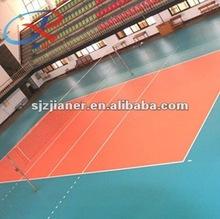 Indoor Volleyball PVC Vinyl Sport Floor