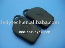 High quality jma key blank for Citroen Elysee 2 button remote key