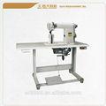 Máquina de coser industrial de doble aguja