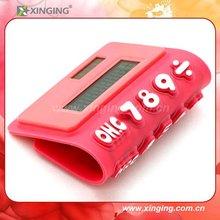Mini Solar Calculator with different colours JSQ-2022