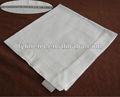 de lino bordado a mano de vainicas mesa servilletas