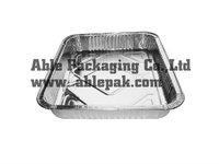Disposable Aluminum Foil Tray