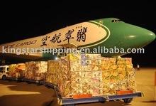 Shenzhen/Guangzhou/Hongkong to Ahmedabad, India (AMD)by air freight