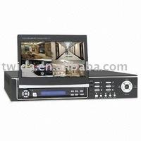 4CH MJPEG Network Standalone DVR