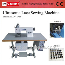 Ultrasonic Sealing and sewing machine for pillowcase