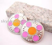 earring for Summer,fashoin wholesale colorful enamel earrings(SWTER260)