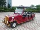 8 seats Electric Classic Car LQL082