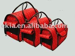 Hot convenience protable carry pet bags