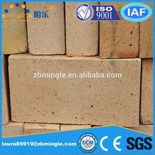 standard refractory brick