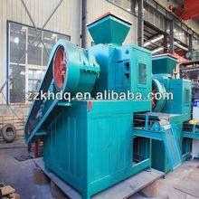 Coal dust pellet machine in China
