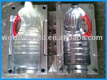 Plastic cooking oil bottle mould
