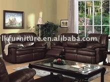 Antique Rocking Recliner Sofa Set in 1+2+3