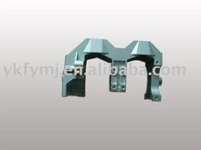 electricity meter frame with aluminium die casting mould