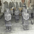 statuain terracotta da giardino decorazione
