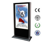 42 inch LCD Stand Advertising Player Bulit-in Mini PC