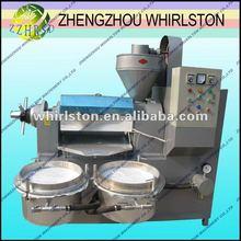 272 soyabean screw press/multifunctional screw oil press