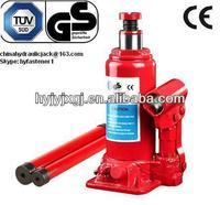 3 T hydraulic bottle jack /car jack/hydraulic jack high quality low price