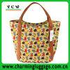 custom foldable branded shopping bag
