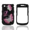 With Swarovski Rhinestone Diamond Phone Case For Blackberry 8520/9300 (8520HD1-1B) Paypal