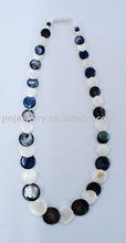 Beautiful fashion pearl necklace (J.M.Fashion) 2012 J.M.N-1360