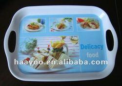 Promotional tray; tray ;new design tray