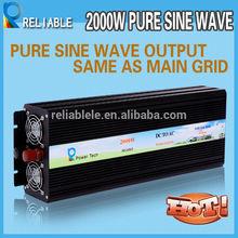 Pure Sine Wave 2000W inverter kit