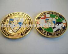 fashion enamel badge
