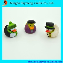 christmas rubber duck with different designs