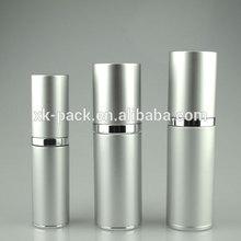 aluminum airless bottle 15ml 30ml 45ml 100ml