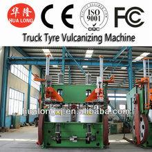 tyre curing press machine tire vulcanizing machine tire machine