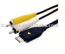 SUC-C2 AV cable, camera AV cable for Samsung