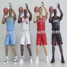 2011 new resin basketball star toys