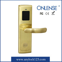 Electronic yale lock for hotel or office use