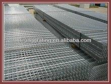 galvanized steel grating siding panel