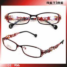 brand name metal spectacle frames 2012,eyewears,optical,glasses(S-358)