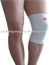 High shells silk knee support