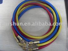 2014 Charging Hoses R134a 3 colors refrigerant