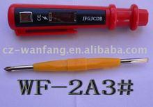 Wf- 2a3 della prova matita cacciavite