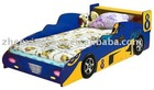 New Design Cartoon Car Wooden Children Bed, Kids Wooden Bed