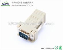 RJ45 TO VGA male adapter