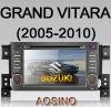 SUZUKI GRAND VITARA DVD PLAYER with car gps navigation