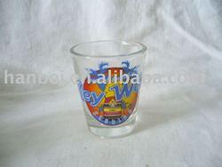 printed jello shot cup